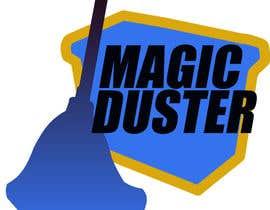 #17 untuk Design a Logo MagicDuster oleh DELYXE