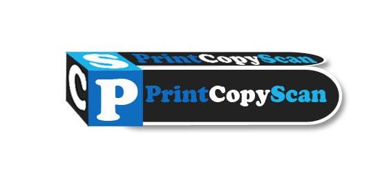Kilpailutyö #64 kilpailussa Design a Logo for Print Copy Scan