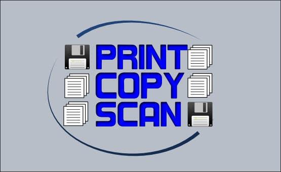 Kilpailutyö #119 kilpailussa Design a Logo for Print Copy Scan