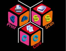 nº 111 pour Design a Logo for Print Copy Scan par samarsoft2013