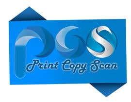 nº 115 pour Design a Logo for Print Copy Scan par samarsoft2013