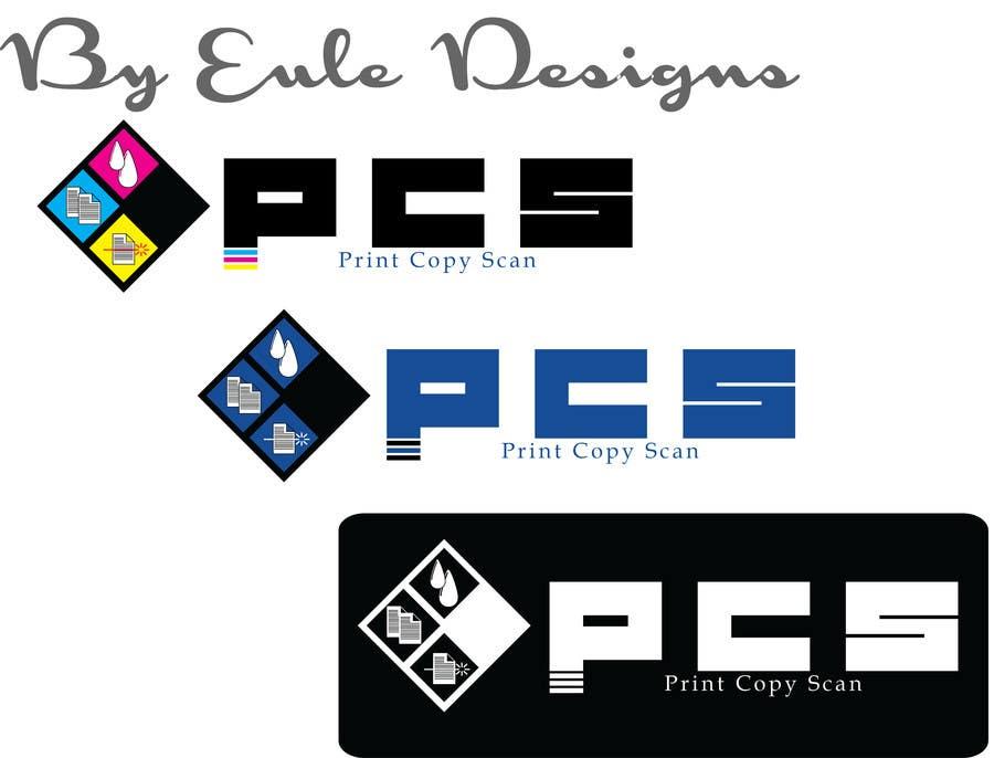 Kilpailutyö #31 kilpailussa Design a Logo for Print Copy Scan