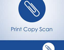 nº 117 pour Design a Logo for Print Copy Scan par aboRoma
