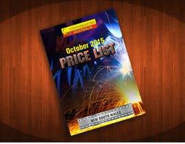 #36 untuk Design a cover for a price list oleh lippipress