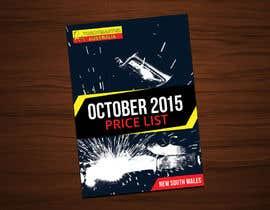 #25 untuk Design a cover for a price list oleh Chaddict