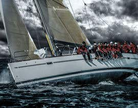 #93 for Retouch a sailing image to add more drama by stephmuscelli