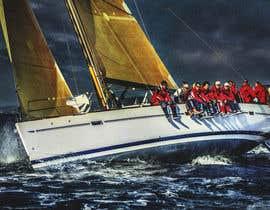 #177 untuk Retouch a sailing image to add more drama oleh pierscagliotti