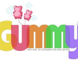 junsantiago tarafından Gummy bear logo için no 14