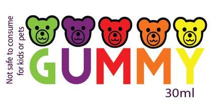 #4 untuk Gummy bear logo oleh selinayilmaz1