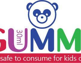#5 untuk Gummy bear logo oleh hicherazza