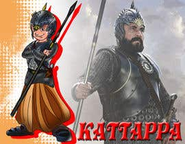 #16 untuk Design a character of Kattappa (warrier in Movie bahubali) oleh marstyson76