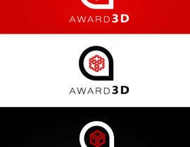 jatacs tarafından Design a Logo for AWARD 3D için no 35