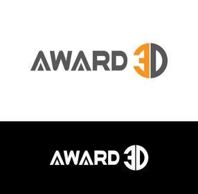 rz100 tarafından Design a Logo for AWARD 3D için no 29