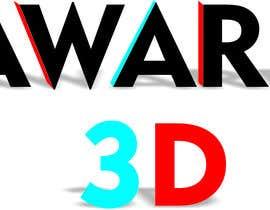 #17 untuk Design a Logo for AWARD 3D oleh mosquitovfx