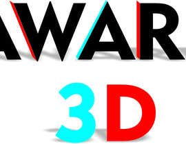 mosquitovfx tarafından Design a Logo for AWARD 3D için no 17