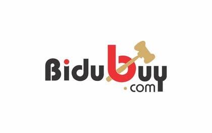 manu123dk tarafından Design a Logo for BiduBuy.com için no 24