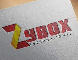 #60 untuk Design a Logo & Stationary for ZyBOX International oleh MelakaWee