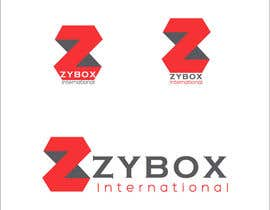 #30 untuk Design a Logo & Stationary for ZyBOX International oleh rahulwhitecanvas