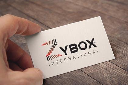 #38 untuk Design a Logo & Stationary for ZyBOX International oleh manu123dk