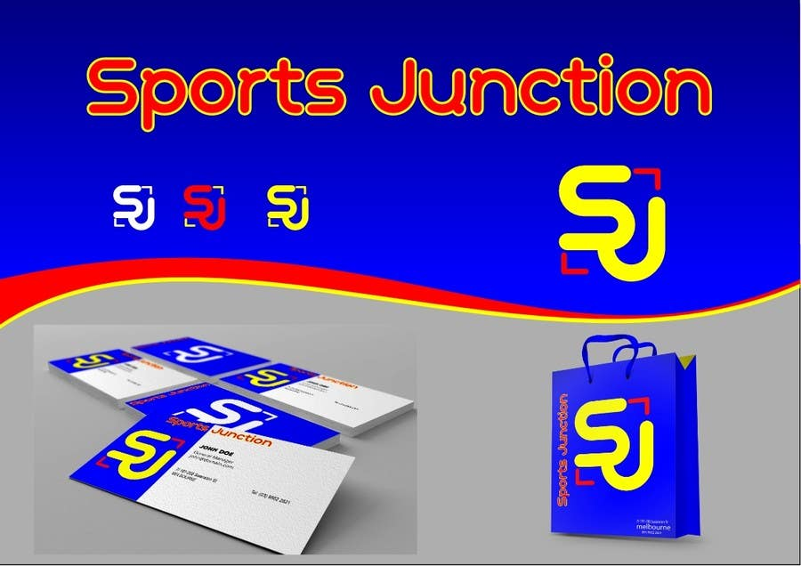Contest Entry #11 for Design a Logo for Sports Junction