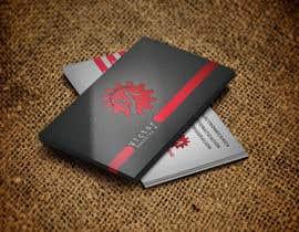 #35 untuk Improve logo and make business card oleh muneebkhanmk