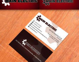 #13 untuk Improve logo and make business card oleh Atiqrtj