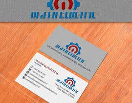 #18 untuk Improve logo and make business card oleh Atiqrtj