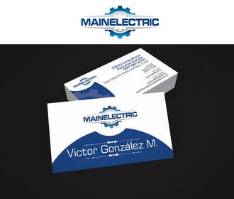 #22 untuk Improve logo and make business card oleh sameer6292