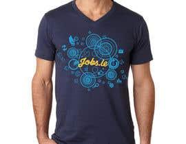 ioananca2006 tarafından Design a T-Shirt for Jobs.ie için no 88