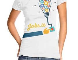SummerWings tarafından Design a T-Shirt for Jobs.ie için no 141