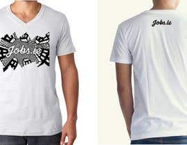 #134 for Design a T-Shirt for Jobs.ie by doelqhym