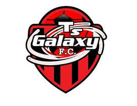 #25 untuk Design a Logo for a Galaxy Football Club oleh adobe07