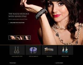 #27 untuk Homepage design oleh MadniInfoway01