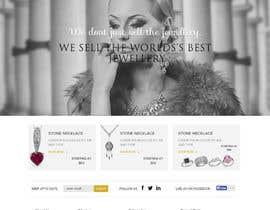#29 untuk Homepage design oleh MadniInfoway01