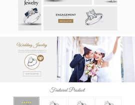 #36 untuk Homepage design oleh lacrymosh