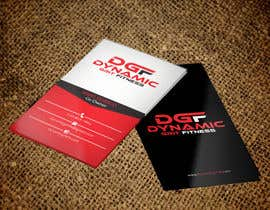 #107 for Design Business Cards- 2 Versions by dnoman20