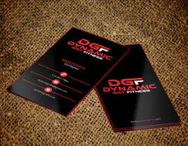 #109 for Design Business Cards- 2 Versions by dnoman20