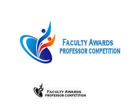 #74 cho Design a logo for Faculty Awards professor competition bởi MamaIrfan