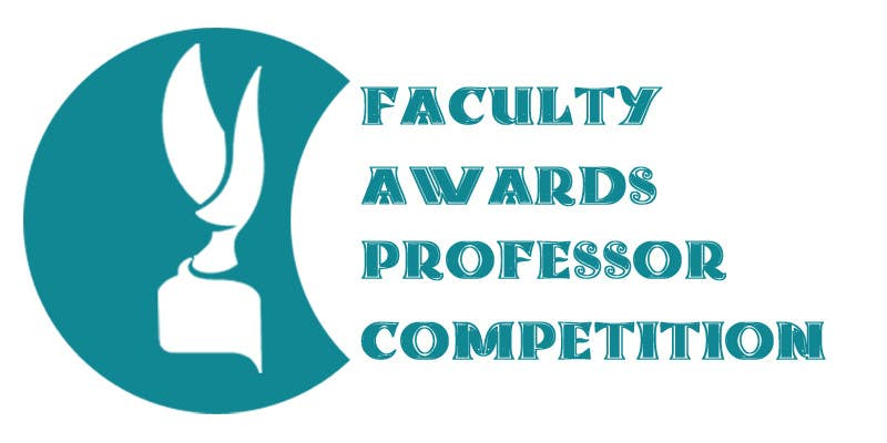 #1 for Design a logo for Faculty Awards professor competition by AboAlimk