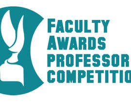 #41 para Design a logo for Faculty Awards professor competition por AboAlimk