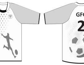 #7 untuk Design a SoccerJersey oleh SwellDesign