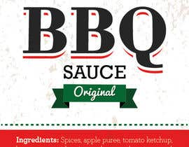 AngieCiro tarafından Design one label for sauce bottles için no 17