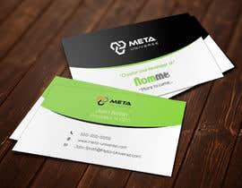 muradhabib75 tarafından Design some Business Cards for App Development Company için no 57