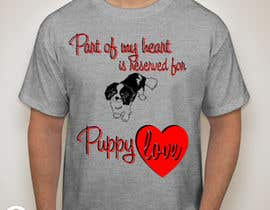 #190 untuk Design a T-Shirt oleh littleskittles