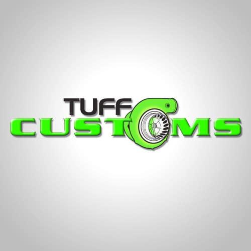Contest Entry #                                        17                                      for                                         Logo Design for Tuff Customs