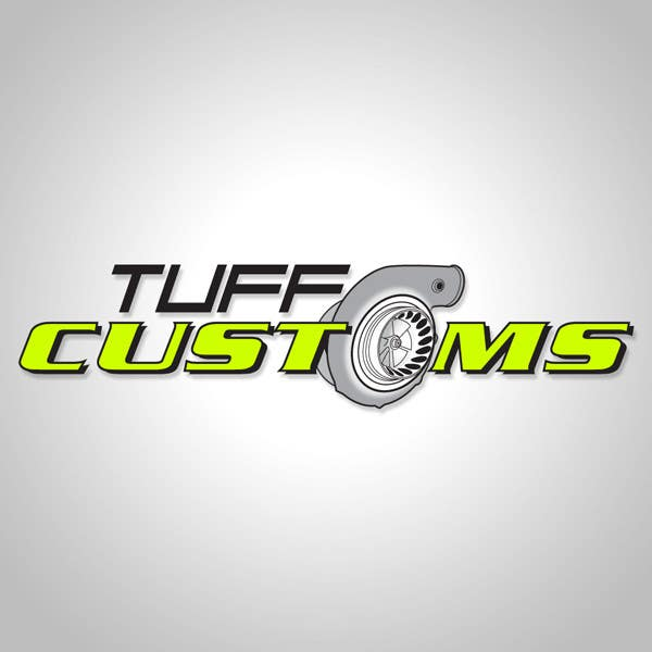 Contest Entry #                                        39                                      for                                         Logo Design for Tuff Customs