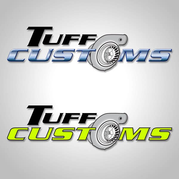 Конкурсная заявка №                                        62                                      для                                         Logo Design for Tuff Customs