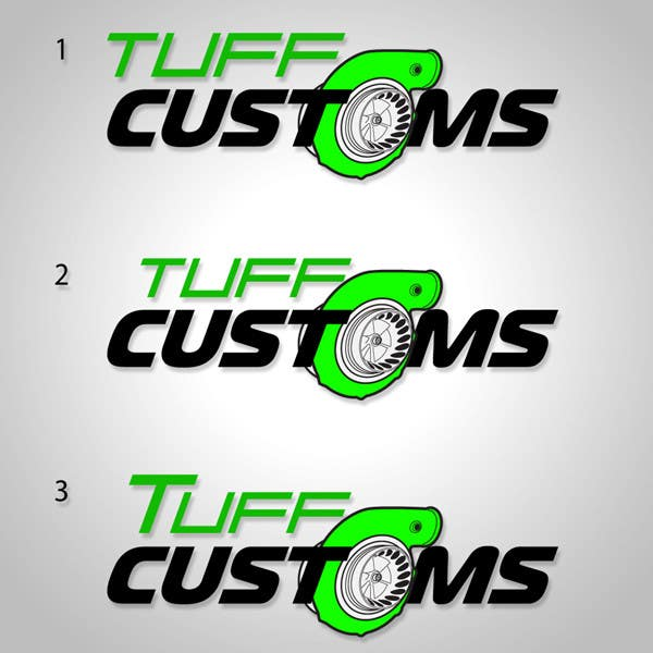 Contest Entry #                                        29                                      for                                         Logo Design for Tuff Customs
