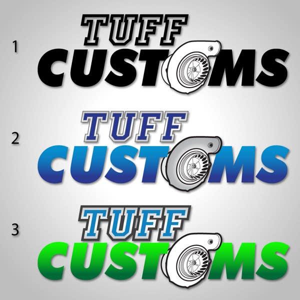 Contest Entry #                                        26                                      for                                         Logo Design for Tuff Customs