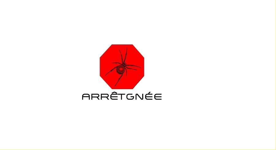 #36 for Design a Logo ARRÊTGNÉE by makbwoy